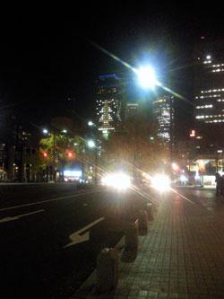 名古屋駅への道沿い01