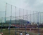 ナゴヤ球場です!!
